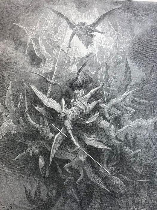 Вы знаете, что именно Дьявол (со всеми его многочисленными именами)  является одним из самых часто встречаемых персонажей в искусстве? Как он заставил самых великих художников человечества рисовать его?