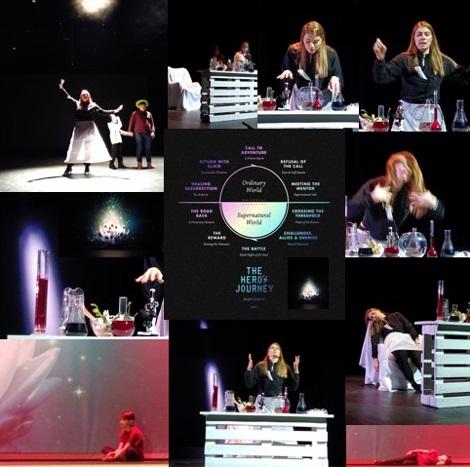 Инструмент transformational science art